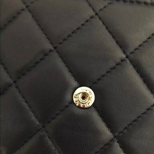CHANEL Bags - Authentic Chanel Caviar Navy WOC